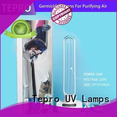 Tepro uvb lamp design for hospital