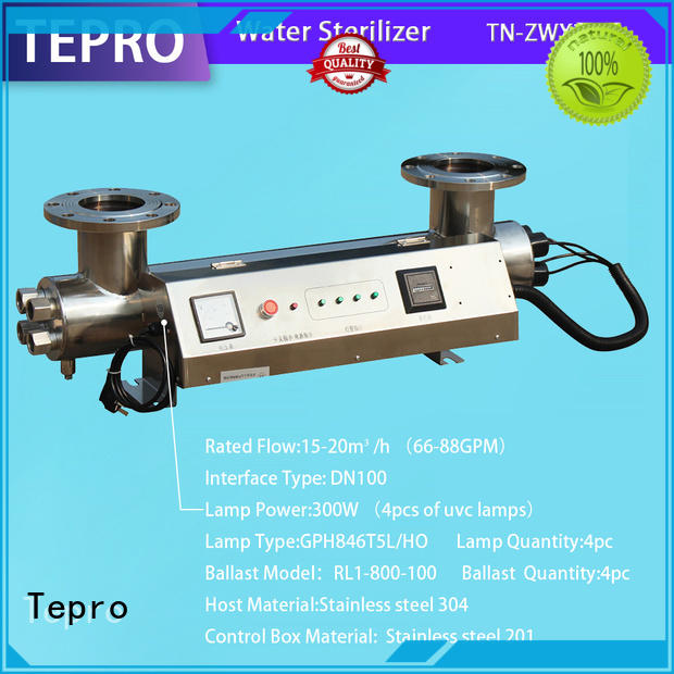 Tepro best ro uv water purifier supplier for reptiles