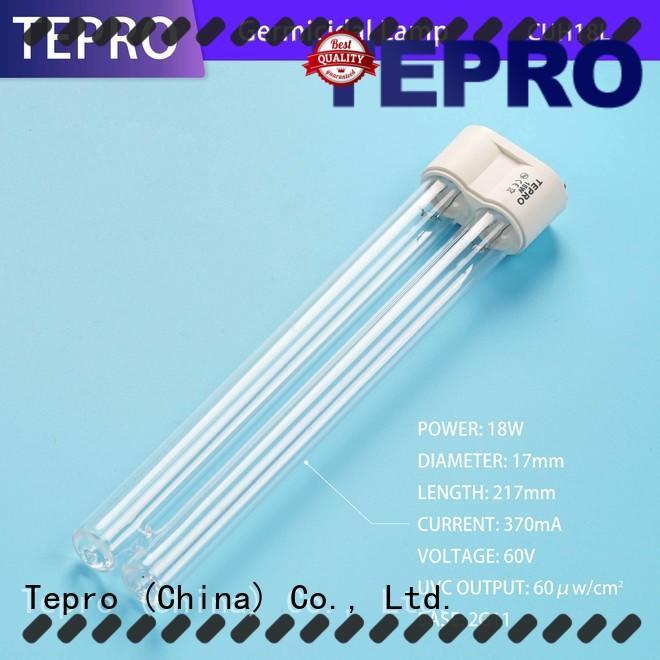 Tepro h shape uv light lamp customized for aquarium