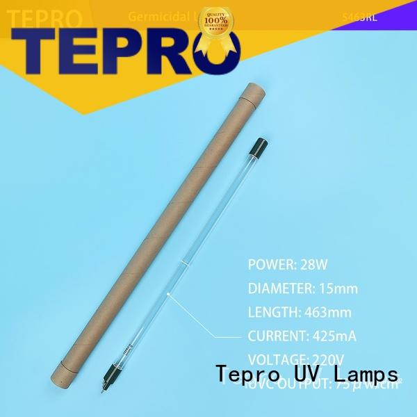 Tepro professional uv air filter design for pools