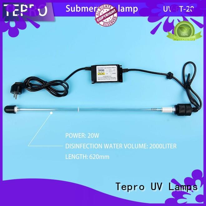 Tepro compact uvc bulb manufacturer for hospital