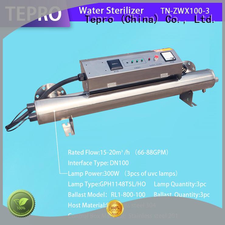Tepro standard uv air filter design for aquarium