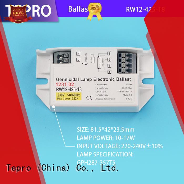 Tepro light ballast system for laboratory