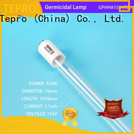 Tepro sterilizing uv c light bulb manufacturer for aquarium