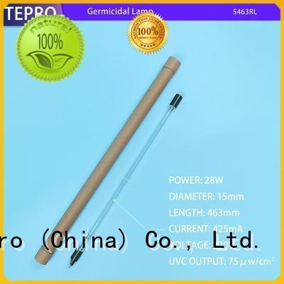 Tepro aluminum uv flashlight tube supply for aquarium