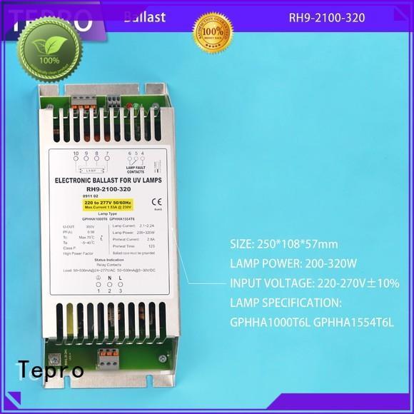 Tepro 800l uv sterilizer aquarium customized for pools