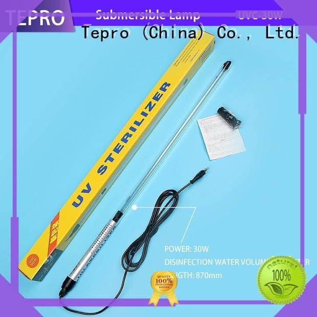 Tepro 1000mm uv sterilizer manufacturer for fish tank