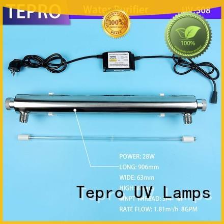 bactericidal uv air purifier sterilizing design for pools