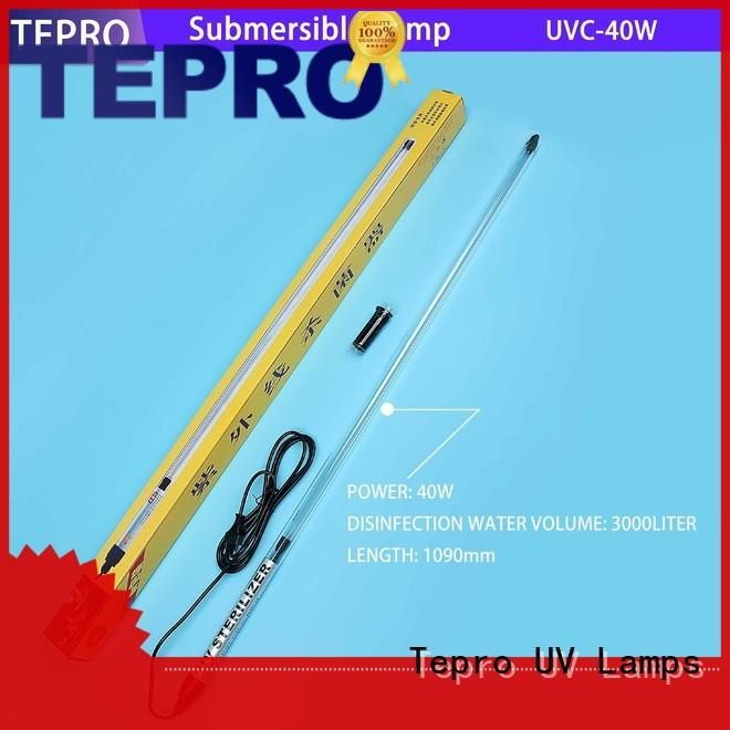 bactericidal portable uv lamp disinfection design for pools