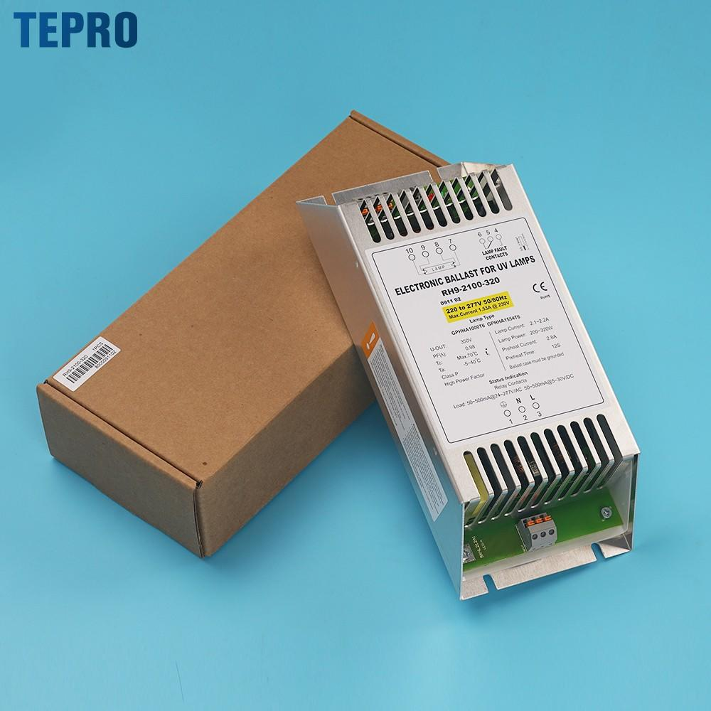Tepro electronic ballast for uv lamp brand for fish tank-1