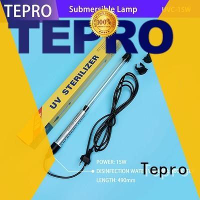 Tepro standard uv disinfection system performance