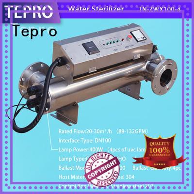 Tepro bactericidal uv light disinfection customized for fish tank