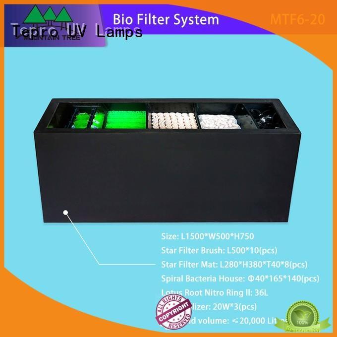 bio filter system manufacturer for aquarium