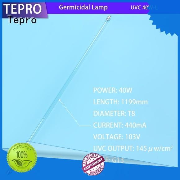 Tepro uv lamp intensity pictures for printing