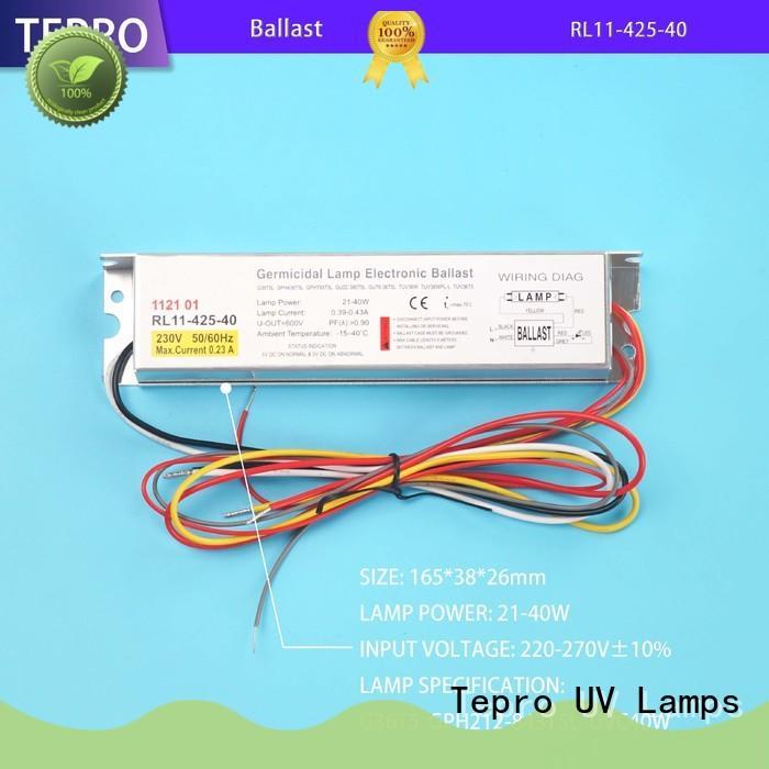 Tepro professional gel nail polish lamp tube for hospital