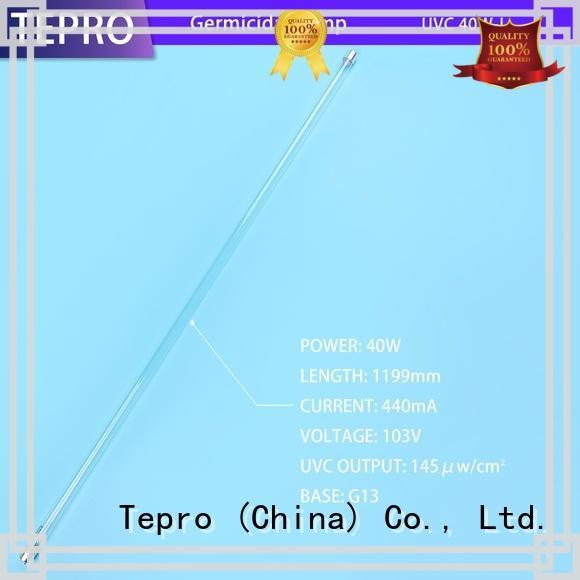 Tepro uv light holder manufacturer for factory