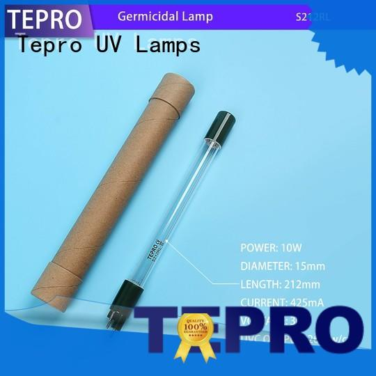 Tepro 8gpm uv light disinfection design for pools