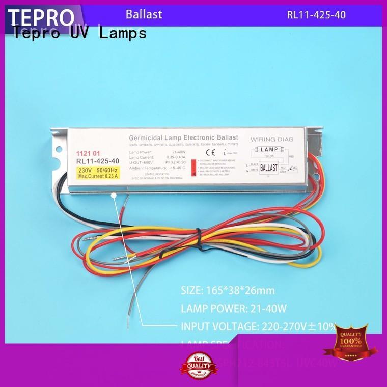 Tepro conventional uv light ballast model for plants