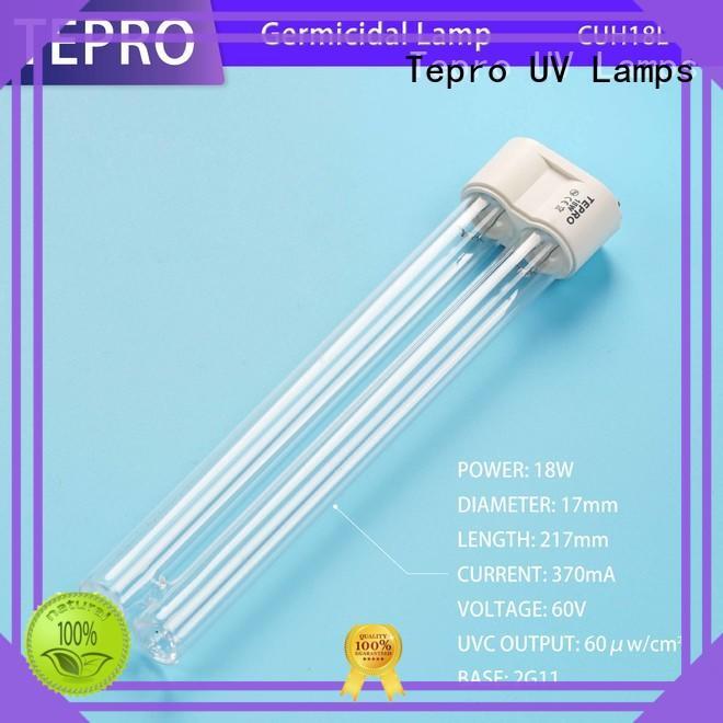 Tepro disinfection uv antibacterial light supplier for hospital