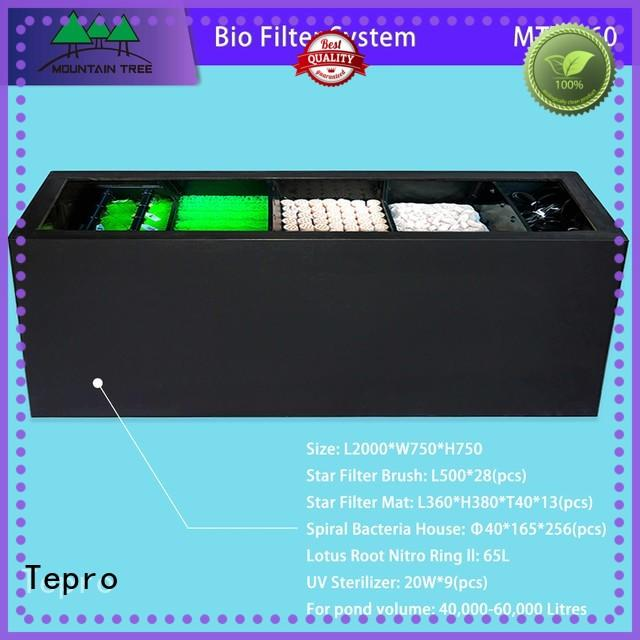 Tepro 12mm uv disinfection lamp manufacturer for fish tank