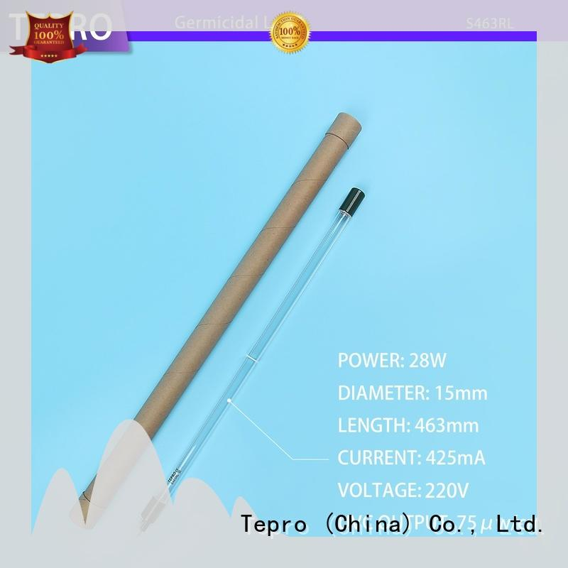 Tepro submersible ultraviolet lamp customized for pools