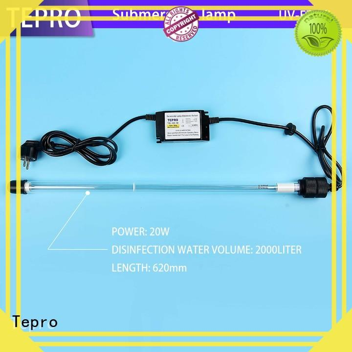 Tepro standard ultraviolet lamp supplier for hospital