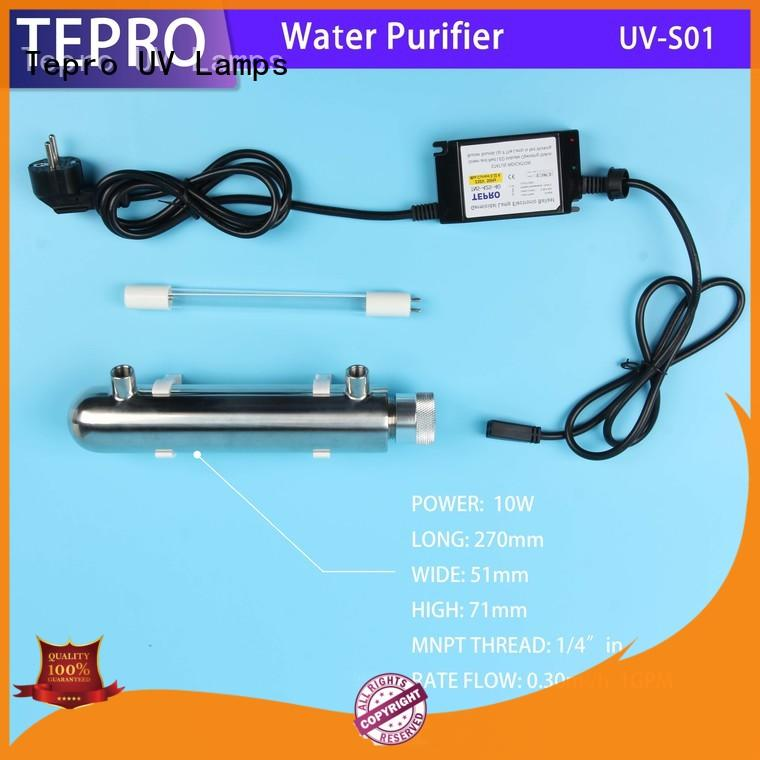 Tepro standard uv light disinfection manufacturer for hospital