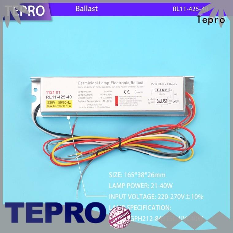 quality uv lamp electronic ballast factory for factory