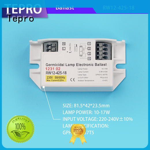 Tepro best uv lamp ballast system for fish tank