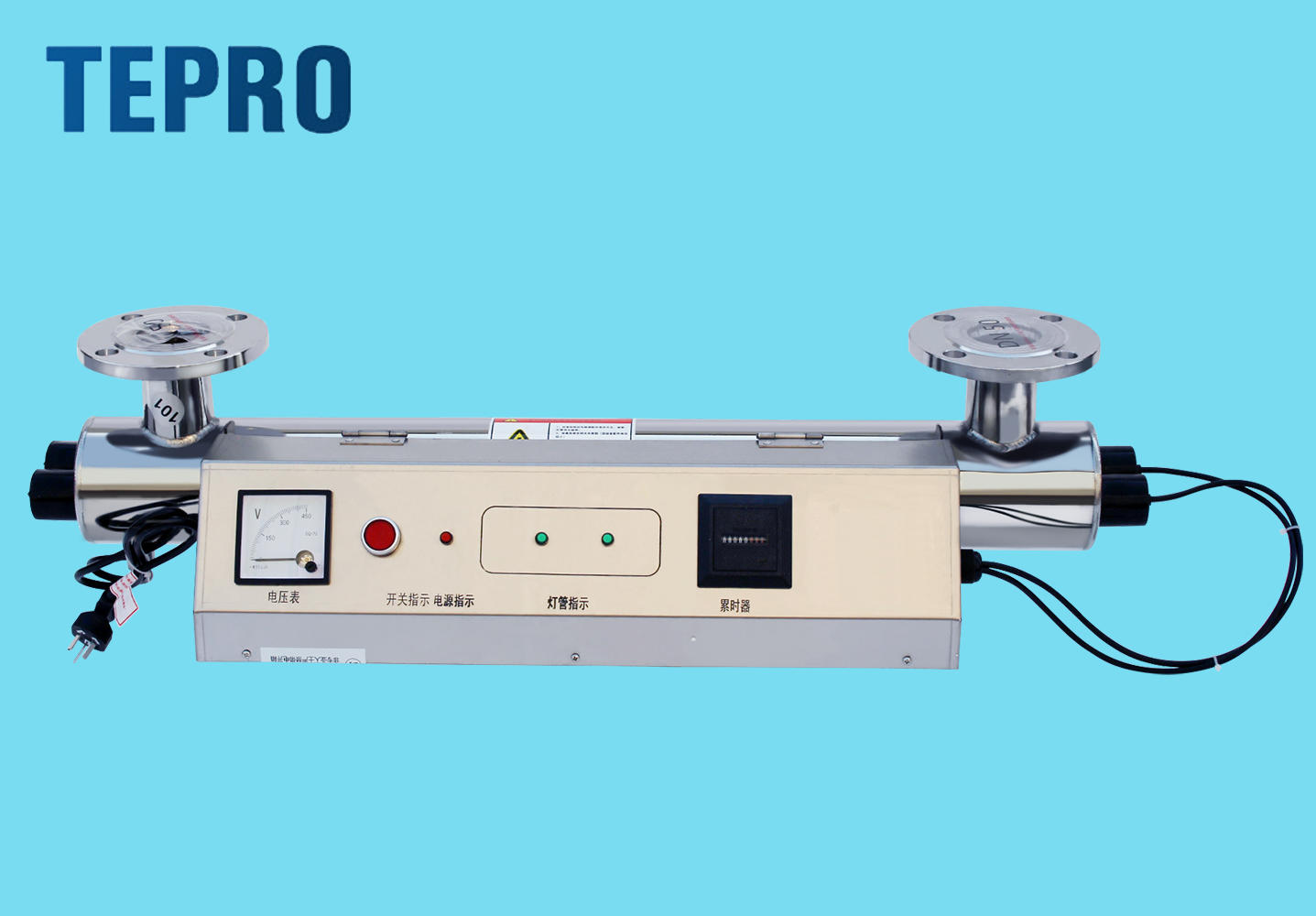 Tepro ultraviolet light water treatment manufacturer for hospital-1