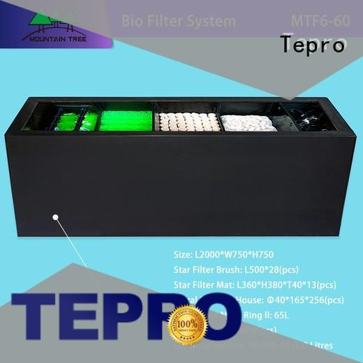 Tepro tube uv light water purifier supplier for fish tank