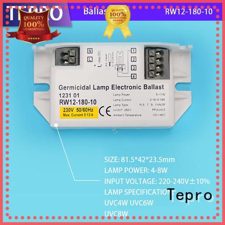 Tepro standard light ballast function for plants