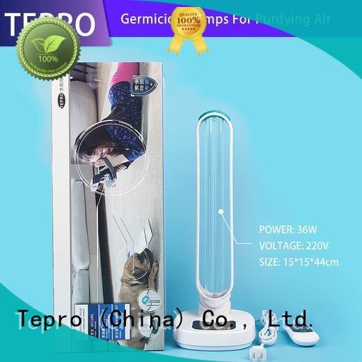 Tepro sterilizing lamp types for aquarium