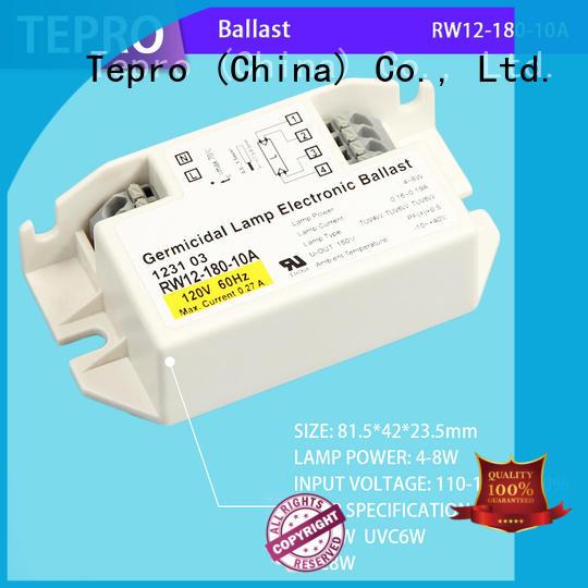 standard fluorescent light ballast brand for factory