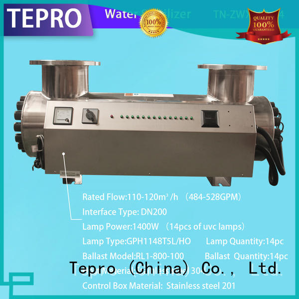 bactericidal uv water systems factory for pools