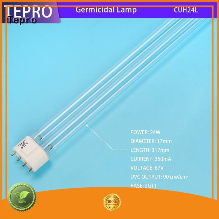 Tepro bactericidal uv sterilizer bulb manufacturer for hospital