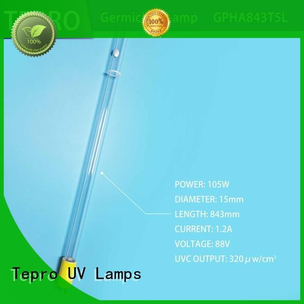 Tepro quality ultraviolet lamp manufacturer for reptiles