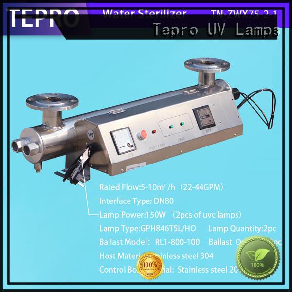 Tepro standard uv light sterilizer manufacturer for hospital