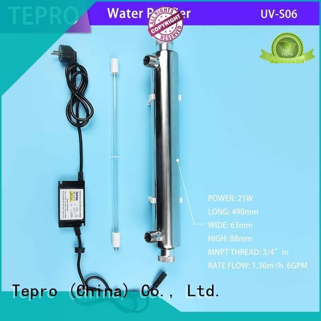 professional ultra violet tube h shape design for fish tank