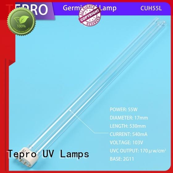 Tepro uv light bulbs customized