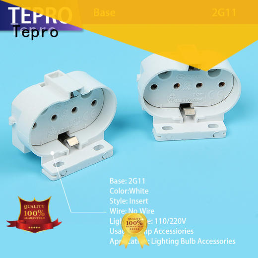 Tepro quality ceramic lamp holder for nails