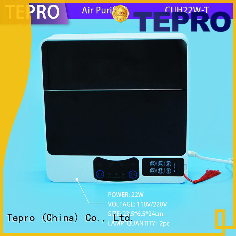 Tepro straight pipe ultraviolet lamp customized for laboratory