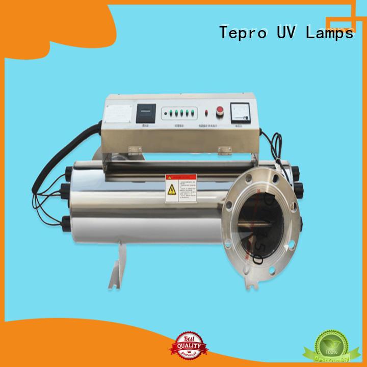 Tepro uv light for well supplier for pools