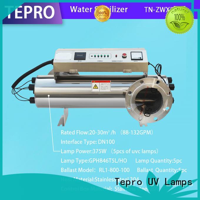 Tepro uv light for well manufacturer for aquarium