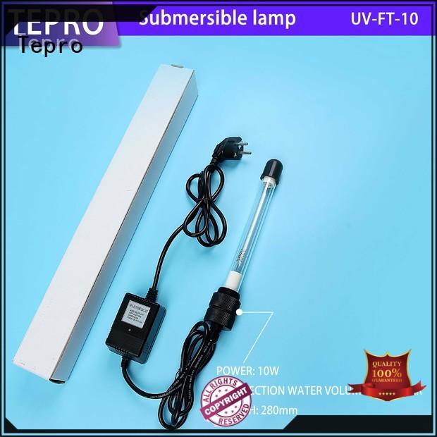 Tepro 40w submersible uv light supplier for pools