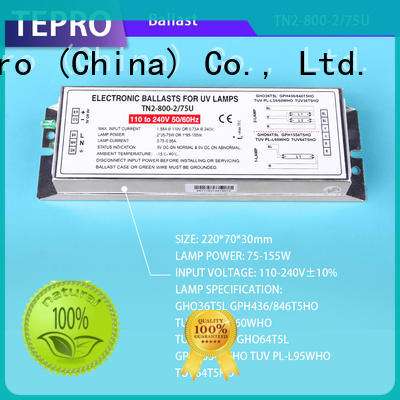 best uv lamp ballast factory for fish tank