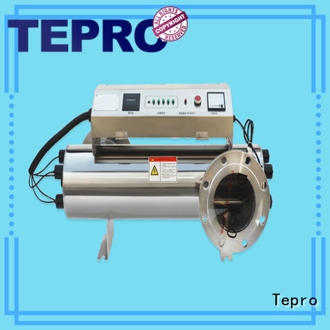 Tepro ultraviolet light water treatment supplier for pools
