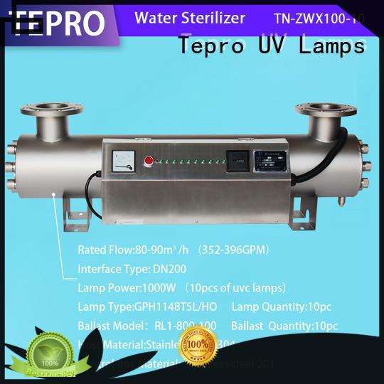 Tepro style portable uv lamp design for hospital