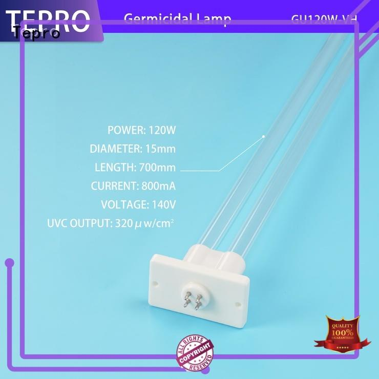 Tepro ultraviolet lamp supplier