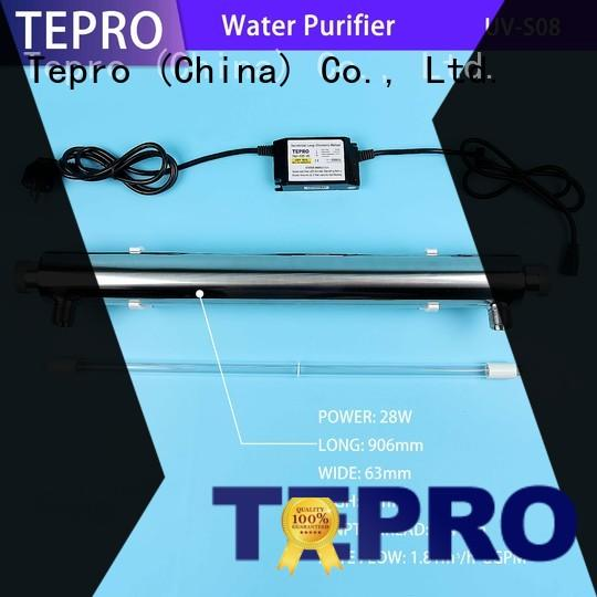 uv water purifier system for aquarium